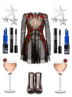 """Making head turn"" by unicornzzz13z ❤ liked on Polyvore featuring Dolce&Gabbana, Breckelle's and Christian Dior"