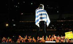 Harry in Uruguay