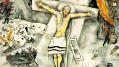 "Marc Chagall's ""White Crucifixion"""