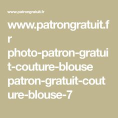 www.patrongratuit.fr photo-patron-gratuit-couture-blouse patron-gratuit-couture-blouse-7