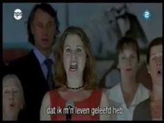 ▶ Gabriella's Song - As it is in heaven - Nederlandse ondertitels - YouTube...zo'n mooi lied!