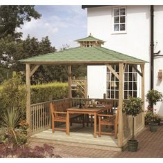 Timber Gazebo , Find Complete Details about Lindrick Wooden Canopy Pavilion. Timber Gazebo,Wooden Canopy from Arches, Arbours, Pergolas & Bridge Supplier or Manufacturer-JAGRAM S.