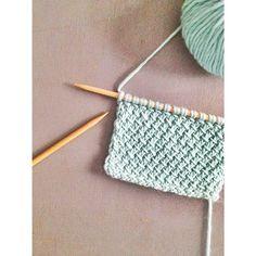 Aqua knit