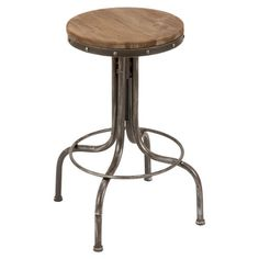 our stool like this doubles as a little table