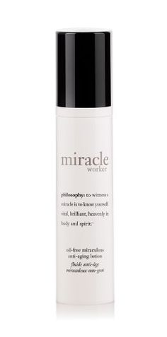 Philosophy Miracle Worker Oil Free Miraculous Anti Aging Lotion 17 Ounce -- More info could be found at the image url.