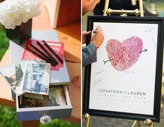 originales libros de firmas para tu boda