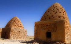 Ancient Dervish tombs in Somalia