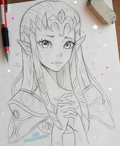 Twilight Princess Art