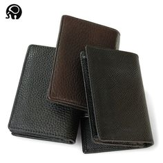 Hot Men Cowhide Genuine Leather Slim Wallet Business Casual Credit Card ID Holder Money Card Holder Purse. Yesterday's price: US $4.18 (3.42 EUR). Today's price: US $4.07 (3.35 EUR). Discount: 29%.