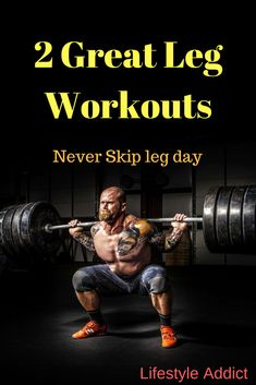 2 Great leg workout including some pros of leg training
