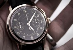 Vulcain 50's Presidents Chronograph Heritage Limited Edition
