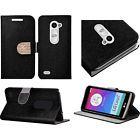 Shinny Black Bling Wallet Leather Pouch Case LG Leon C40 Power L22C Destiny L21G - http://phones.goshoppins.com/phones-cases/shinny-black-bling-wallet-leather-pouch-case-lg-leon-c40-power-l22c-destiny-l21g/