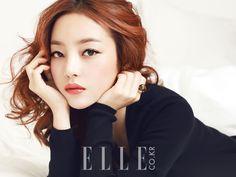 KARA Go Hara - Elle Magazine April Issue '13