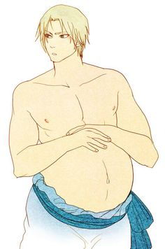 Pregnant Man, Mpreg Anime, Thor, Mang Thai, Draw, Artwork, Fictional Characters, Work Of Art, Auguste Rodin Artwork