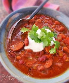 Here is a collection of gluten-free slow cooker recipes for the Crockpot.  glutenfreegoddess...  Reader favorites include African Bean & Sweet Potato Soup, New Mexican Stew with Ground Turkey and Beef in Pomegranate Sauce.    Slow Cooker Soup and Stew Recipes    African Bean and Sweet Potato Soup  African Coconut Chick Pea Soup    Big Easy Soup with Andouille Sausage and Beans  B...