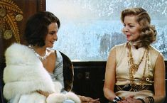 Lauren Bacall: 23 Unforgettable Moments From a Dazzling Life | 'Murder on the Orient Express' (1974)