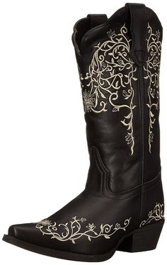 Laredo Women's Jasmine Western Boot * Find out more about the great product at the image link.