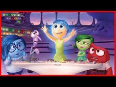 Animovaný - Komedie celý film cz dabing - V hlavě celý film česky 2015 - YouTube Vice Versa, Trailer 2, Inside Out, Disney Pixar, Anime, Presents, Animation, Youtube, Fictional Characters