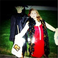 Pin for Later: 10 Childhood Halloween Costume Ideas to Steal Right Now Society Girls