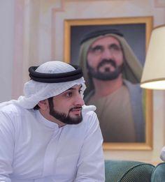 Ahmed bin Mohammed bin Rashid Al Maktoum, 20/04/2017. Vía: obaid_ateej