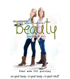 our story, natural health and beauty tips