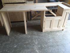 Belfast Sink Konzept : Belfast sink unit solid wood freestanding kitchen