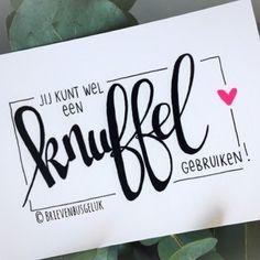 • K N U F F E L • ©️ ——  —— Vergeet ook vooral die vriendin, buurvrouw of collega niet die zó graag moeder had willen zijn, die haar eigen…
