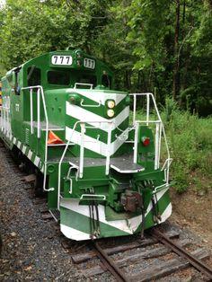 Great Smokey Mountain Railroad