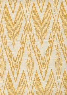 Raffles in Inca Gold - Quadrille, China Seas Fabrics