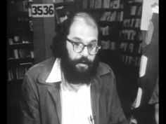 Allen Ginsberg and Neal Cassady conversation at City Lights Bookstore Lucien Carr, City Lights Bookstore, Psychedelic Drugs, Interview, Allen Ginsberg, Beat Generation, Essayist, Story Writer, American Poets