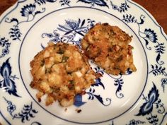"Cauliflower ""Crab"" Cakes--try with strained yogurt instead of mayo?"