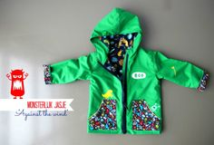"Pieke Wieke: Monsters ""Against the wind"" / ottobre Little Boy Outfits, Little Boys, Kids Outfits, Sewing For Kids, Baby Sewing, Boys Style, Sewing Clothes, Baby Gear, Boy Fashion"