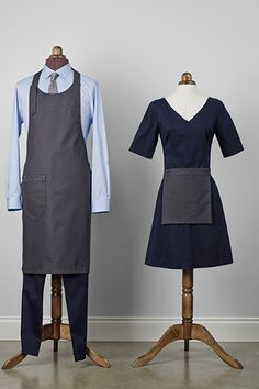 Electric House and Diner – Nottinghill, London - The Uniform Studio - practical and stylish bespoke staff uniforms for hotels, restaurants, retail and corporate events.