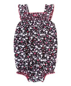 Look at this #zulilyfind! Black Daydream Bubble Bodysuit - Infant #zulilyfinds