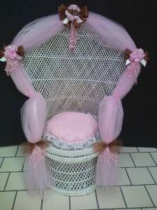 Baby Shower · Chair
