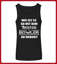 Mit DEM besten Bowler reden Geil - Eishockey shirts (*Partner-Link)