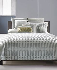 Hotel Collection Long Links Bedding Collection - Duvet Covers - Bed & Bath - Macy's
