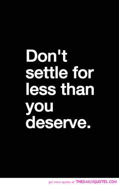 Imagini pentru do not settle quotations