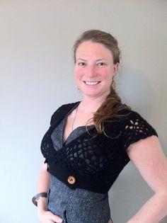 Ravelry: Turbo's Maggie Wrap - free crochet pattern
