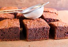 These eggless beetroot brownies are delicious and wholesome made using amaranth flour. Make it and enjoy the brownies with a plateful of baked samosa and hot masala chai. Recipe by Antara. http://ift.tt/2bEuHaL #Vegetarian #Recipes