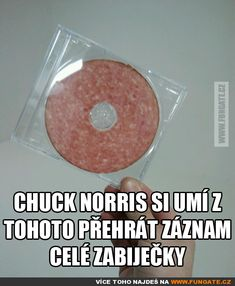 Chuck Norris si umí z tohoto...