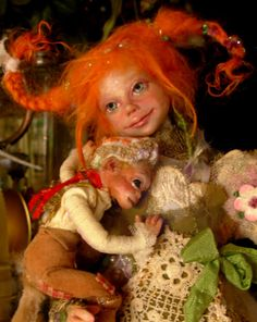 b.b. flockling: Faerie Gardens, Bedtime Stories and a Mouse