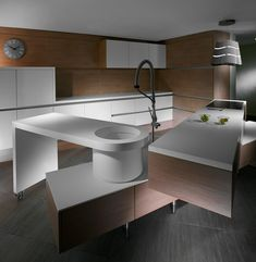 Cubello Ice Kitchen by Amr Designs