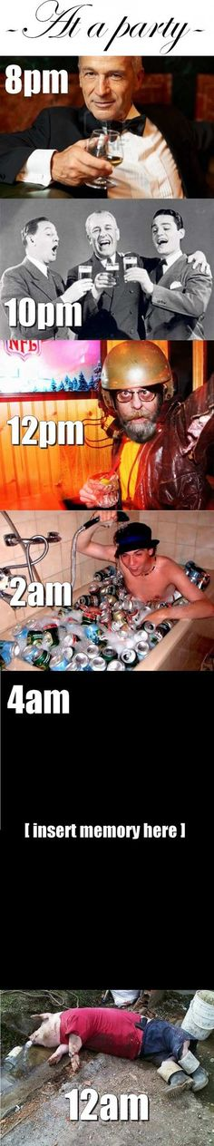 They got 12pm and 12am wrong, but still funny!