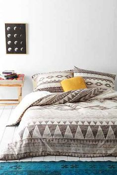 Iveta Abolina for DENY Milky Way Duvet Cover - Urban Outfitters. This one is also pretty!