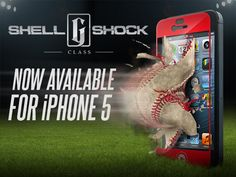 The wait is finally over - Shell Shock: G-Class (our best iPhone 5 screen protector) has arrived.