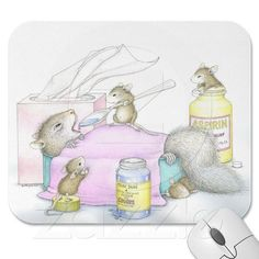 "House-Mouse Designs® - Mouse Pad - This product was recently added to our ""House-Mouse Designs® on Zazzle"" store front. Click on the image for more information."