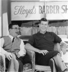 Floyds Barber Shop ... The Andy Griffith Show