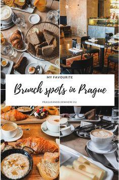 Tips for brunch in Prague, Czech Republic #prague #czechrepublic #brunch