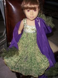 """LAUREL the WOODFAIRY Stardust Classics 18"""" Doll Fairy Just Pretend in Dolls & Bears, Dolls, By Brand, Company, Character   eBay"""